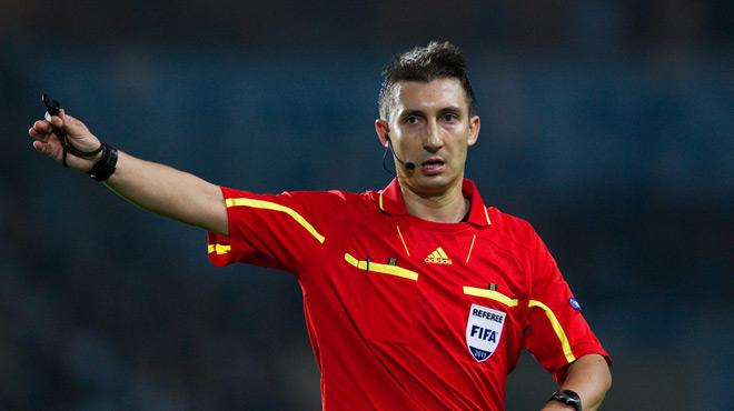 Diables Rouges: voici l'arbitre du match entre l'Ecosse et la Belgique