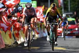 Tour d'Espagne: l'Américain Sepp Kuss fait parler ses qualités de grimpeur pour remporter la 15e étape