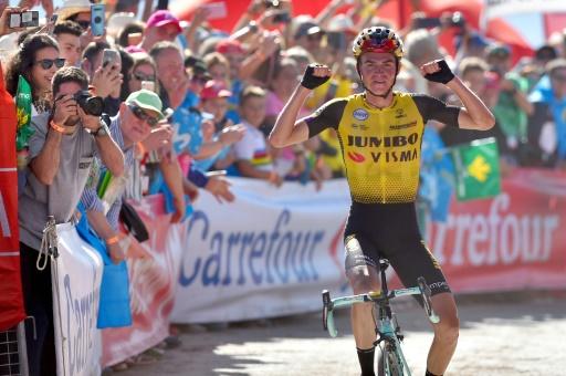Tour d'Espagne: ça plane pour Jumbo-Visma, Roglic s'envole