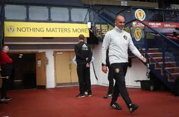Qualifications Euro 2020 - Roberto Martinez ne voulait tromper personne avant le match contre Saint-Marin