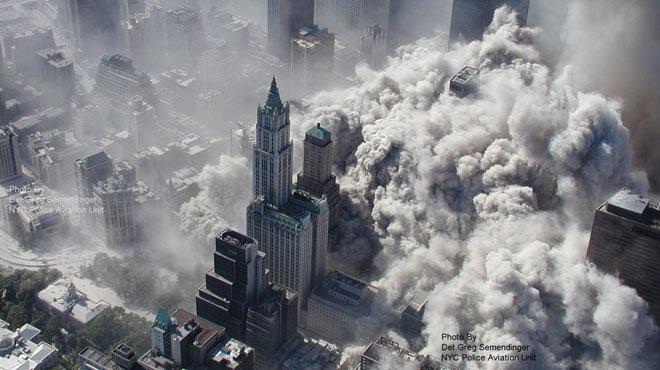 Des années après, l'ombre du cancer plane sur le 11 septembre 2001: