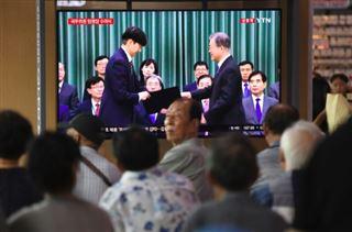 Corée du Sud- le ministre de la Justice prend ses fonctions malgré les scandales