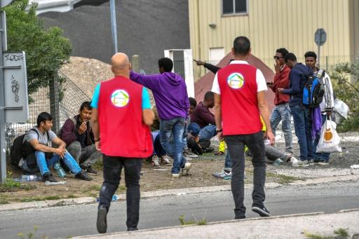 Migrants: recours collectif devant le Conseil d'Etat contre une mesure