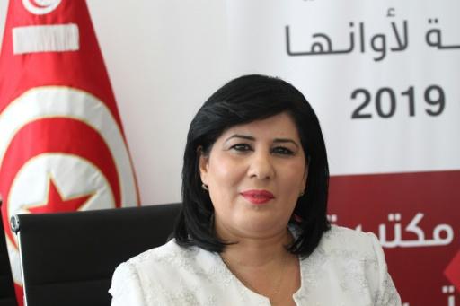 Abir Moussi, une fervente anti-islamiste candidate à la présidentielle
