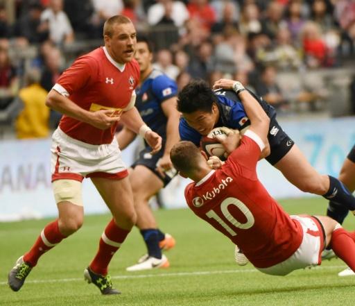 Mondial de rugby: caducs, les Canucks?