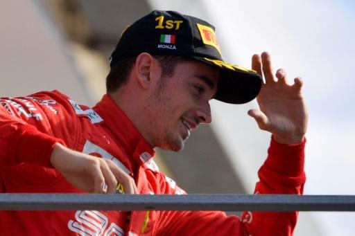 F1: la semaine qui a changé la vie de Charles Leclerc