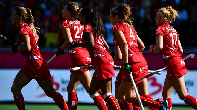 Les Red Panthers affronteront la Chine en barrage pour les Jeux Olympiques de Tokyo
