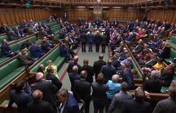 Les députés britanniques votent pour obliger le gouvernement à publier des documents confidentiels