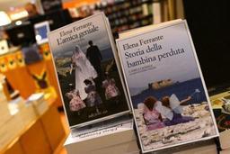 La mystérieuse auteure Elena Ferrante va publier un nouveau roman