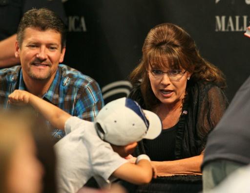 Le mari de Sarah Palin, égérie pro-Trump du Tea Party, demande le divorce
