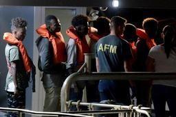 Asile et migration - Le bateau Alan Kurdi demande l'aide de quatre pays européens