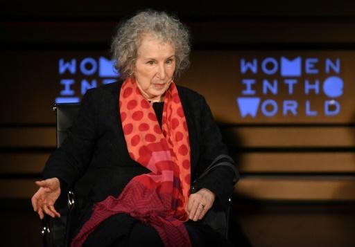 Les grandes dates de la romancière canadienne Margaret Atwood