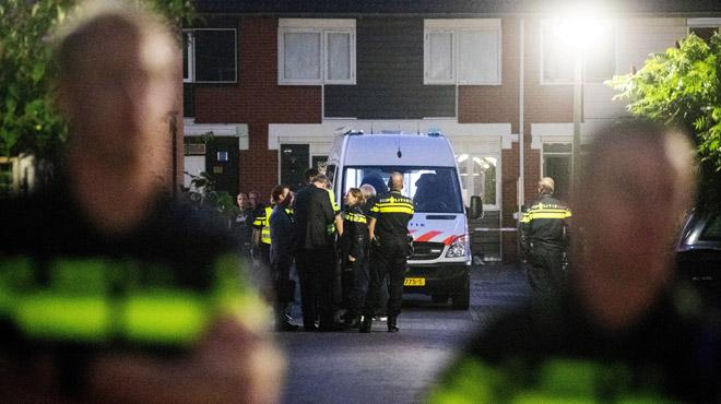 Fusillade dans une habitation aux Pays-Bas: 1 femme, 1 homme et 2 enfants tués