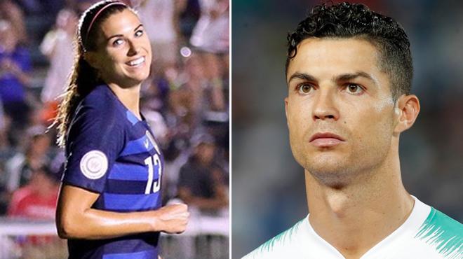Une star du foot américain très critique envers Cristiano Ronaldo: