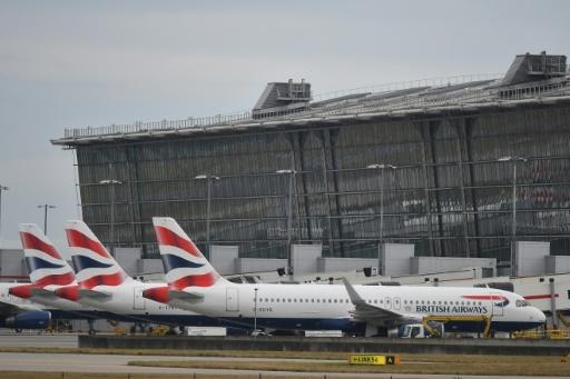 British Airways: deuxième jour d'une grève massive des pilotes