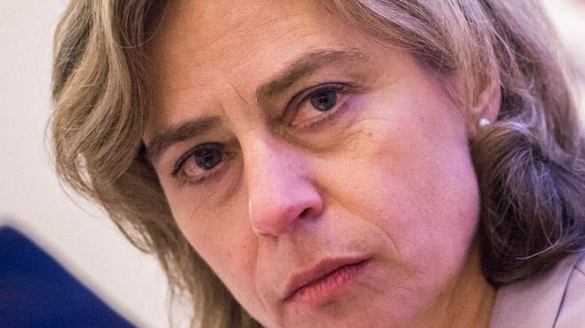 Futur départ de Dominique Leroy, la patronne de Proximus: des arrêts de travail en plusieurs lieux de Wallonie