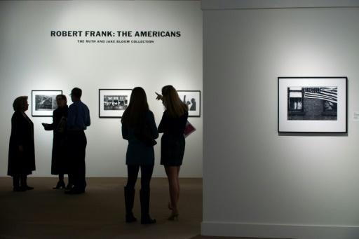 Mort de Robert Frank, monument de la photographie, à 94 ans