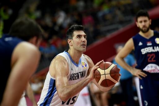 Basket: la Serbie au tapis, l'Espagne et l'Argentine en demies