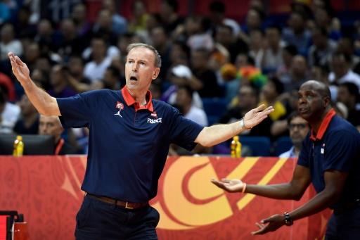 Mondial de basket: face aux Américains, les Français se disent pourquoi pas?