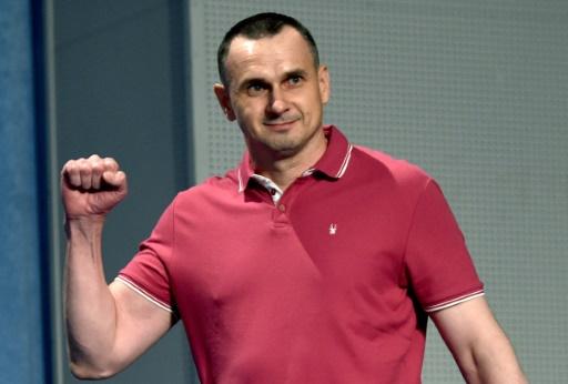 Ukraine : toujours impossible de se fier à Poutine, dit le réalisateur libéré Sentsov