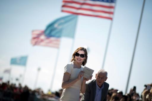 Geena Davis: Malgré #MeToo, moins de femmes derrière les caméras