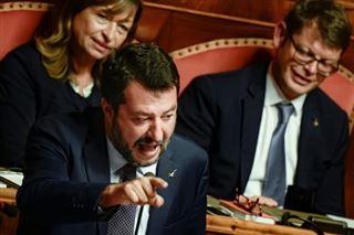 Italie - le gouvernement désormais opérationnel après le vote de confiance du Sénat