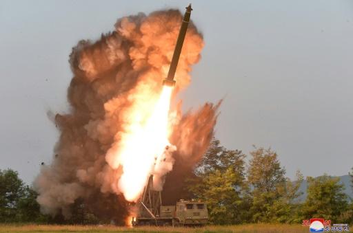 La Corée du Nord annonce avoir encore testé un