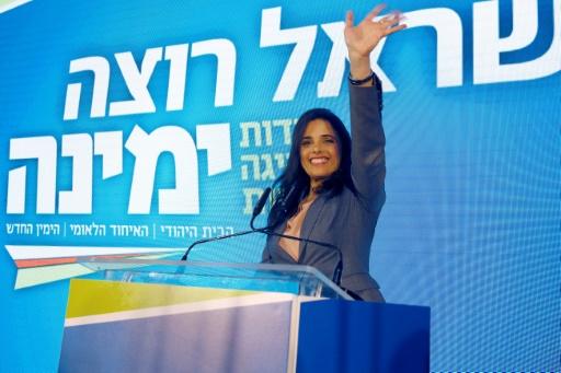 Ayelet Shaked, la laïque de droite radicale qui fédère les religieux
