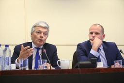 La N-VA espère que Reynders prêtera attention à la question catalane