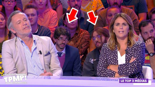 Cachées dans le public, deux stars assistaient incognito à TPMP hier soir: les avez-vous repérées? (vidéo)