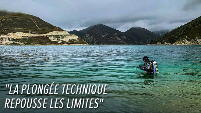 Des plongeurs belges ont vécu une aventure hors du commun dans des lacs jamais explorés en Tchétchénie: