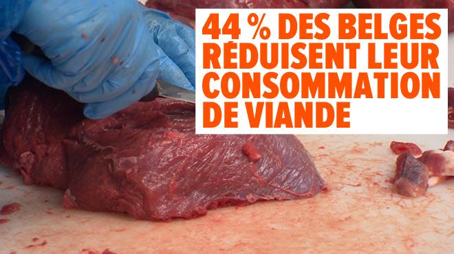 Bannir la viande augmente le risque d'AVC selon une étude britannique: