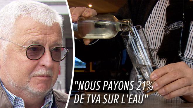 L'eau bientôt gratuite dans les restaurants en Wallonie? Les raisons pour lesquelles le secteur de l'Horeca dit