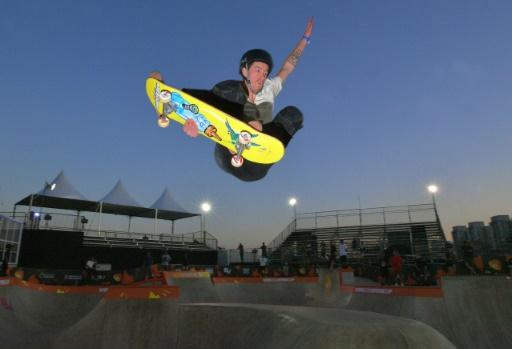 Le gratin du skate à Sao Paulo avec les JO à l'horizon