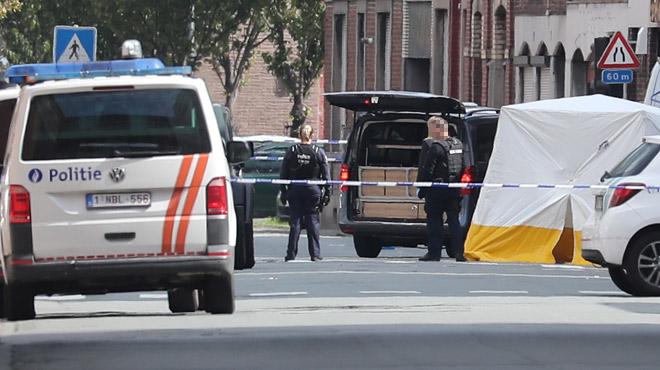 Une cagnotte ouverte pour le policier grièvement blessé à Liège