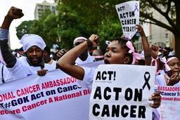 Cancer: la survie dans les pays riches s'améliore