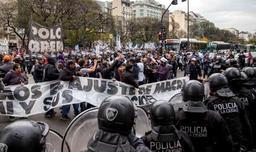 Argentine: manifestation pour