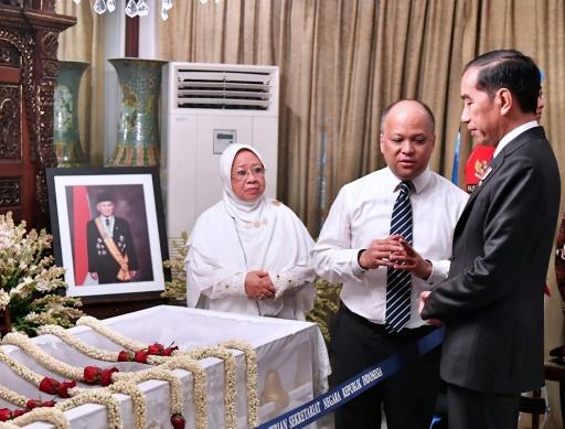 Indonésie: l'ex-président Habibie est mort à 83 ans