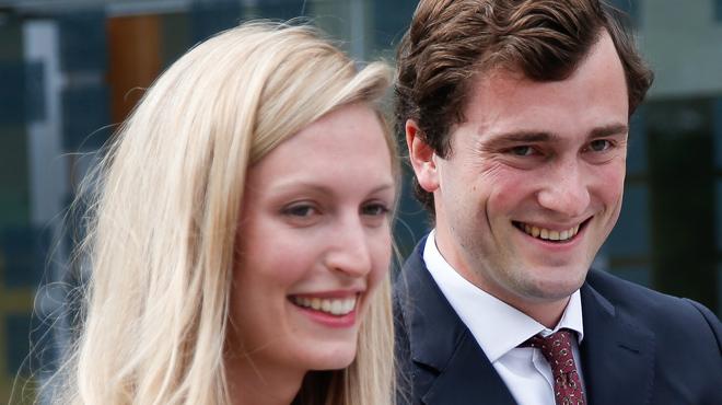Voici le prénom et la première photo officielle du bébé du prince Amedeo et de la princesse Elisabetta