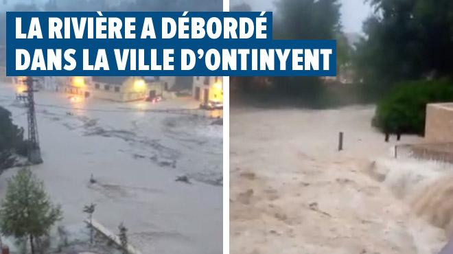 Le sud-est de l'Espagne frappé par des pluies torrentielles (vidéo): les écoles fermées