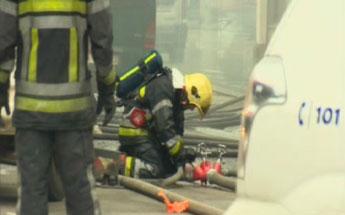 Liège: explosion dans une habitation, deux personnes blessées