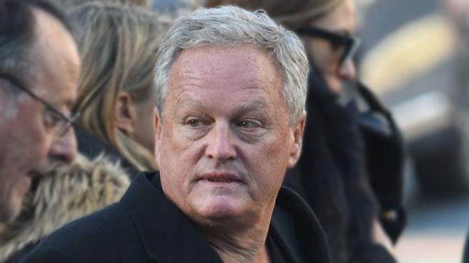 André Boudou, le père de Laeticia Hallyday, devant la justice pour avoir frappé un septuagénaire