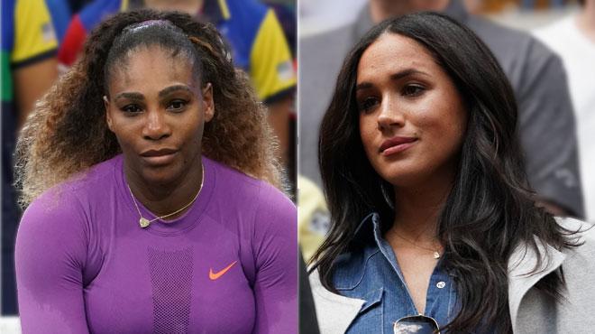 La bourde de Serena Williams à propos du voyage express de Meghan Markle à New York