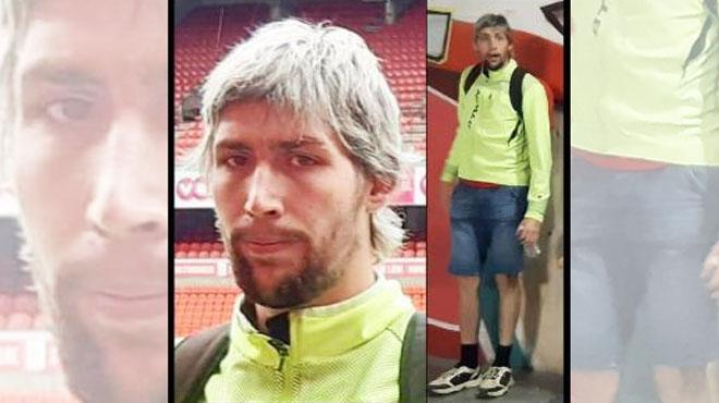 Michaël n'a plus donné de nouvelles depuis qu'il a été aperçu au stade du Standard à Liège: l'avez-vous vu?