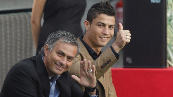 José Mourinho rend hommage à Cristiano Ronaldo: