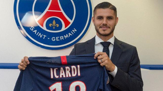 Une ancienne star de la Lazio Rome dézingue Mauro Icardi et le PSG:
