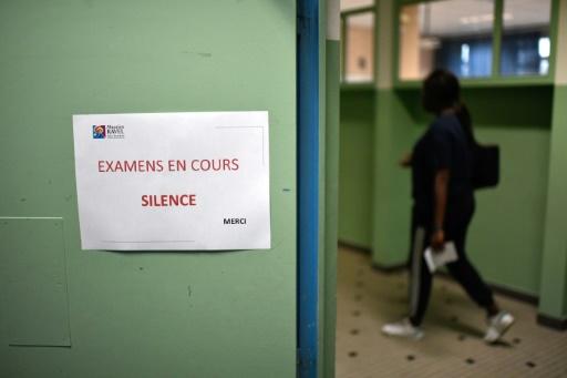 Dix jours après la rentrée, la réforme du lycée toujours au coeur des préoccupations