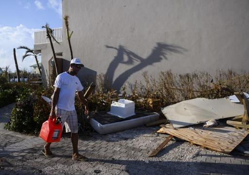 Ouragan Dorian - Encore 1.300 personnes portées disparues aux Bahamas après le passage de Dorian
