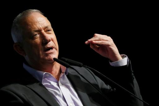 Gantz: le général en mission pour chasser Netanyahu du pouvoir