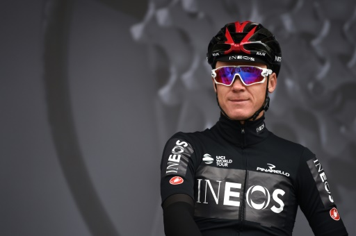 Cyclisme: Froome,